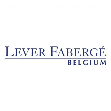 Lever Faberge logo