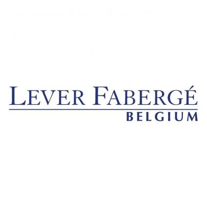 Lever Faberge logo